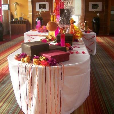 Quel type de buffet choisir pour accompagner votre mariage ? Le vin d'honneur.