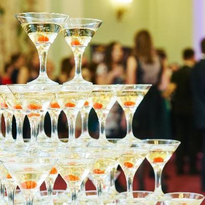 Un cocktail découverte personnalisé avec Gilles-saveurs pour une réception VIP.