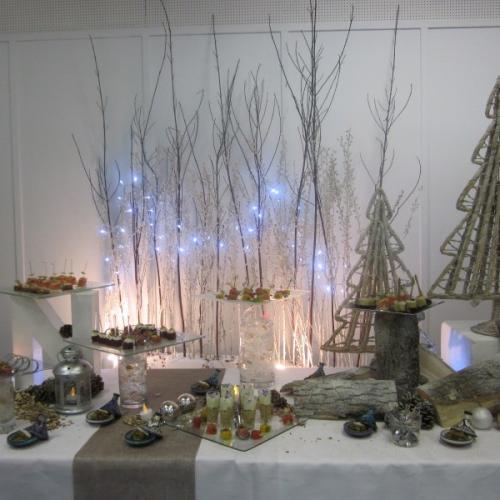 Tombola à l'occasion de la sortie de ses Menus des fêtes de fin d'année chez Gilles Saveurs Traiteur à Issy les Moulineaux